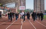 中國傳媒大學2019運動會現場,高顏值大學的俊男靚女揮汗賽場!