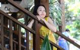 西雙版納美麗的傣族姑娘
