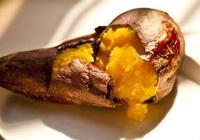 怎樣用微波爐烤紅薯?