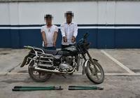 孟連警方兩日連破3起盜竊摩托車案