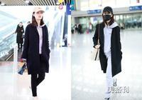 冬季基礎款黑色大衣如何穿出大牌感?明星和時尚達人給你穿搭示範
