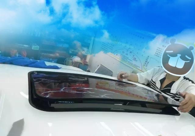 汽車天窗改裝