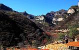山西雲丘山有十餘座千年的古村落 是中國比較罕見的窯洞古村落群