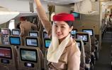 阿聯酋航空的中國空姐