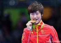 丁寧:乒乓球女子單打世界冠軍