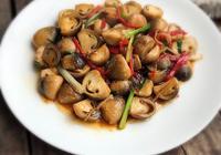 蠔油草菇的做法