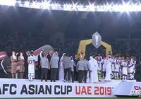 卡塔爾登頂亞洲盃,賀煒這席話意味深長,球迷:說給足協聽的?