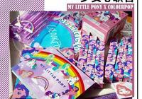 My Little Pony聯手ColourPop搶錢!少女心爆棚你能忍住不剁手?