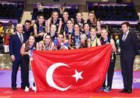2017年的女排世俱杯冠軍是哪國的女排俱樂部?