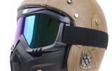 有摩托車的注意了,摩托車保鏢來襲,讓你冬天騎車再也不挨凍