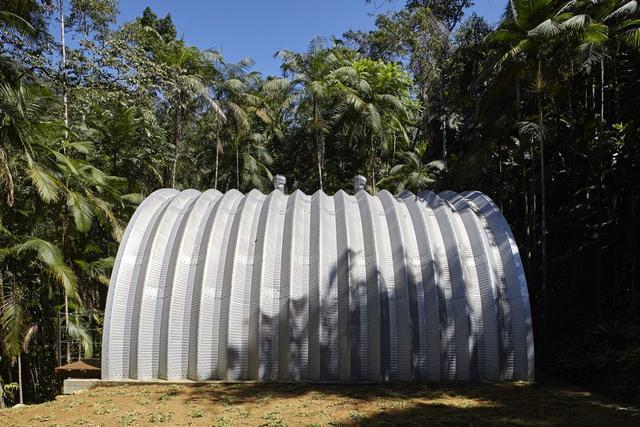 ARCA 住宅,巴西熱帶雨林