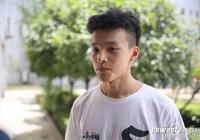 陝西高考文科第一名向遠方:不搞題海戰術 愛打籃球英語好