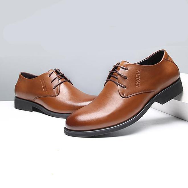 你和型男的差距就只是一雙有顏值的皮鞋了,花點小心思秒變男神
