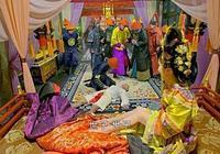 她是鹿鼎記中的建寧公主的原型,整個一生就是一個悲劇