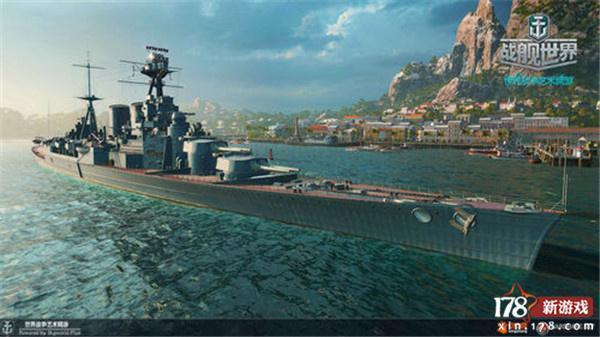 《戰艦世界》研發延遲攝影 胡德號製作流程