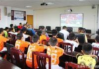 雕莊中心小學與常州中通簽約成立足球俱樂部