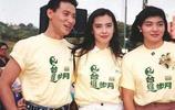 香港明星顏值巔峰期合照,你認出了幾個?