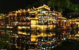 湖南這個古城夜景讓人沉醉,網友誤以為《千與千尋》取景地,免票