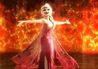 迪士尼公主:冰雪女王艾莎的另外四種形態,火焰女王美爆了