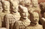 秦朝兵馬俑舊照