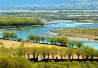 西藏·尼洋河 陶淵明筆下的世外桃源