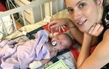男嬰出生時心臟長巨大腫瘤,全球僅200例隨時會致命