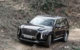 2020款現代Palisade SUV,配備全新技術的配置和智能安全功能