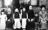 直擊張作霖家族罕見的老照片:六個女兒一個比一個漂亮