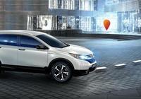 本田CR-V,裸車價22萬起,同級別車性價比第一!