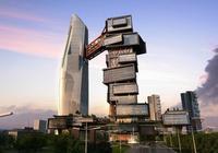 一座二次元世界的建築——長沙中聯重科總部