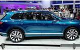 大眾全新SUV內飾很豪華,預售25萬也不嫌貴
