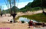 陝西銅川:照金藍 姚忠智 攝影