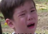 爸爸去哪兒5:嗯哼大王這是哭出了一整套表情包