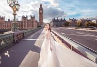 香港女星承認婚紗照是P圖,後面的背景出賣了她!