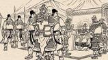 三國461:周瑜派甘寧去攻打夷陵,曹仁給曹洪支招,定下誘敵之計