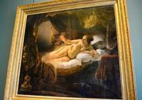 倫勃朗筆下的達娜厄——熱情奔放、成熟主動的青春活力