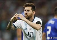 美洲盃奇景!梅西5場只進1球,卻仍有希望爭奪金靴,對此你怎麼看?