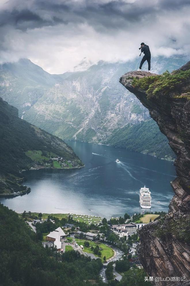 夏日的挪威