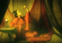 小說:三位師傅一起幫她驅魔,卻釋放了體內傀儡,引來石人攻擊