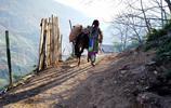 深入千年彝族村,尋千年最原始的夢衣裳
