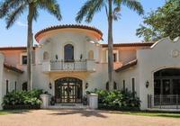奧多姆掛牌出售其佛羅里達的豪宅