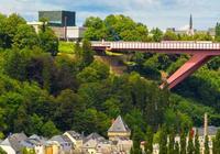 歐洲最富裕的國家:盧森堡!