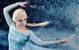 冰雪奇緣Elsa COSPLAY