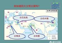 為何有人說四大文明古國就剩中國了?印度和埃及不是還存在嗎?