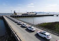 328輛威馬汽車溫州港'出海'