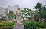 海南實力最強的高校——海南大學風景欣賞