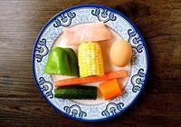 田園雞肉沙拉(雞肉果蔬沙拉)