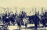 老照片:中國歷史上最後的長矛騎兵,看上去非常勇猛,你見過嗎?