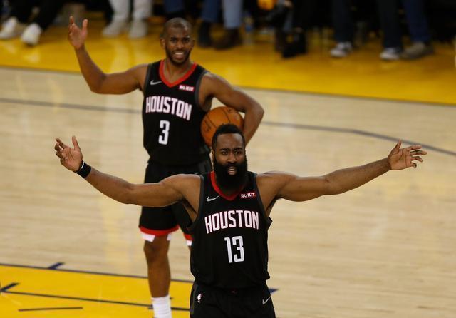 哈登和保羅的籃球理念衝突,誰才是火箭隊動盪不安的罪魁禍首?