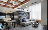 家居設計:虛光燈帶和簡練線條讓這層高4m的微型Loft一點都不壓抑